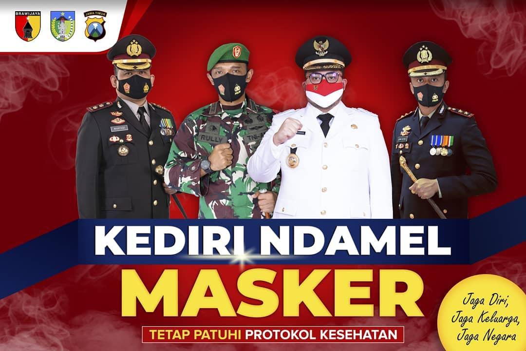 KEDIRI NDAMEL MASKER